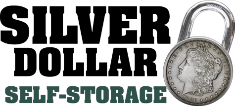 Silver Dollar Self-Storage Logo