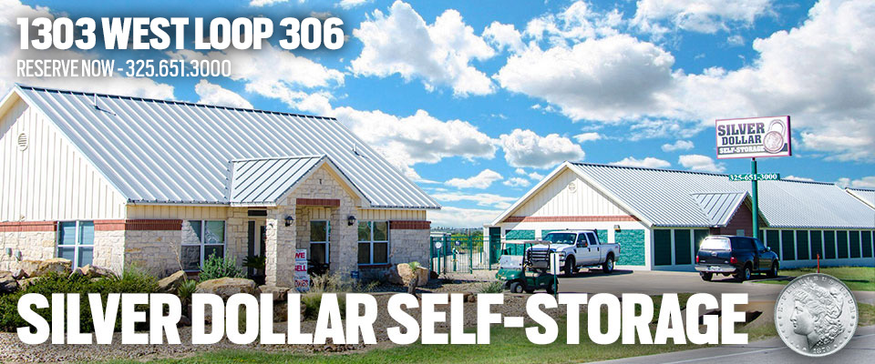Delicieux Silver Dollar Self Storage | San Angelo, TX | Home